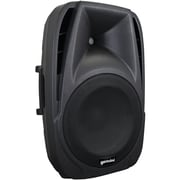 "Gemini® ES Series 12"" 2-Way Active Loudspeaker, 600 W, Black"