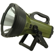 GSM Cyclops Thor X Colossus Halogen Rechargeable Spotlight, 18000000cd, 130W, Green
