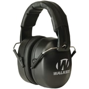 WalkerGameEar® EXT External Range Shooting Folding Earmuff, Black