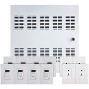 Leviton® Hi-Fi 2 Eight Zone Eight Source Distributed Audio System