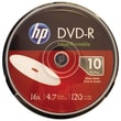 HP DM16WJH010CB 4.7GB 16x Printable DVD-Rs