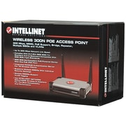Intellinet® 300 Mbps Wireless PoE Access Point