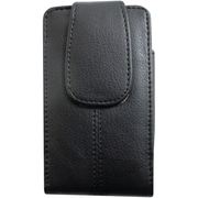 Iessentials Universal V2 Smartphone Pouch With Belt Clip, Black