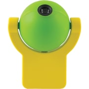 """Disney Mickey Mouse Club® Plug-In LED Projectable Night-Light, Green, 3 1/4""""H x 2 3/4""""W x 2 1/2""""D"""