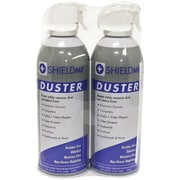 Shieldme® Air Duster with Bitterant, 12oz, 2/Pack
