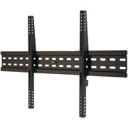 "Level Mount® Ultra Slim Fixed Wall-Mount, 37""-85"" Flat Panel TV, up to 200lbs, Matte Black"