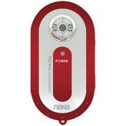 Naxa® AM/FM Mini Pocket Radio, Red