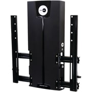 "Omnimount® Interactive Vertical Glide Wall-Mount For 40"" - 50"" TV Up To 30 - 50 lbs., Black"