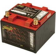 Stinger Power2 925 A/12 VDC Dry-Cell Lead-Acid Vehicle Battery With Metal Case, Red