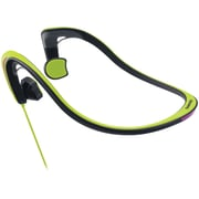 Panasonic Open-Ear Bone Conduction Headphone With Reflective Design, Green