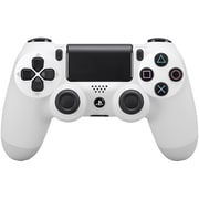 Sony 3000087 DualShock®4-Wireless Gaming Controller, PlayStation®4, Glacier White