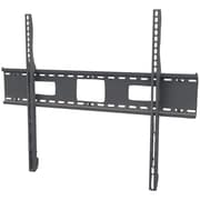 "Peerless-AV® SmartMount® Universal Flat Wall-Mount For 60"" - 95"" Display Up To 350 lbs., Black"