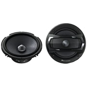 "Pioneer TS-A1605C A-Series 6 1/2"" 2-Way Component Speaker System, 350 W"