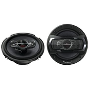 "Pioneer TS-A1685R A-Series 6.5"" 4-Way Coaxial Speaker, 350 W"