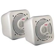 "Pyle® PLMR53 5.25"" 2-Way Shielded Water Proof Marine Speaker, 150 W"