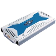 Pyle® Elite Series 2000 W Waterproof Bridgeable MOSFET Class AB Marine Amplifier, 6 Channel