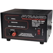Pyramid 13.8 VDC 10 A Power Supply, 250 W