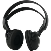 Concept High-Quality Wireless 2-Channel Over-Ear IR Headphone, Black
