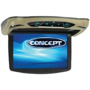 "Concept® 10.1"" Chameleon® Ceiling-Mount Monitor DVD, HD Input"