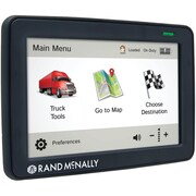 Rand McNally RDY1707 IntelliRoute® TND™ 530 GPS Device, 5""