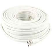 Swann BNC to BNC Video And Power Extension Cable, 100'