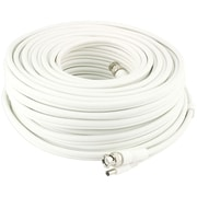 Swann BNC to BNC Video And Power Extension Cable, 300'