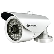 Swann Professional All Purpose Security Camera With Night-Vision, White
