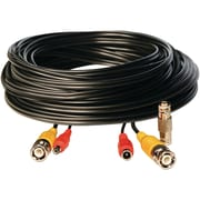 Security Labs® BNC Video Power Extension Cable, 50'