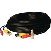Security Labs® BNC Video Power Extension Cable, 100'