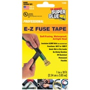 Super Glue 10' E-Z Fuse Tape, Black
