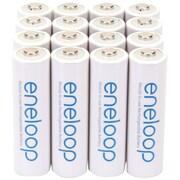 Panasonic Eneloop™ Ni-MH AA Rechargeable Batteries, 16/Pack