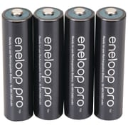 Panasonic Eneloop pro™ Ni-MH AAA Rechargeable Batteries, 4/Pack