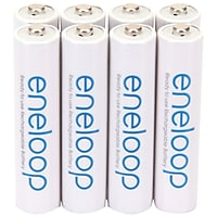16-Pack Panasonic Eneloop AAA Rechargeable Ni-MH Batteries (16 AAA)