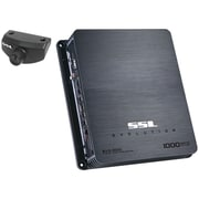 SSL EVOLUTION Series Full-Range Class AB 2-8 Ohm Stable Power Amplifier, 2 Channel, 1000 W