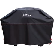 "Jim Beam 70"" Heavy-Duty Grill Cover, Black"
