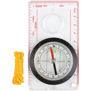 Stansport Deluxe Liquid-Filled Map Compass