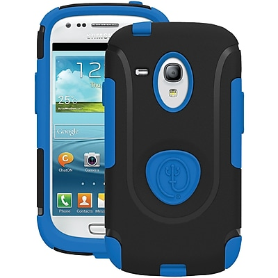 Trident Aegis Smartphone Case For Samsung Galaxy S3, Blue