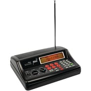 Whistler® WS1025 Analog Desktop Radio Scanner