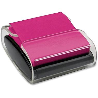 3M™ Post-it 3 x 3 Colour Super Sticky Pop-Up Notes Dispenser, Black