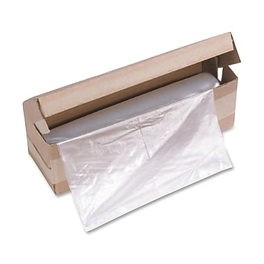 HSM 11-Gallon Shredder Bags, 100/Carton