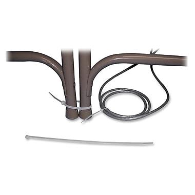 Tatco – Attaches de câble inviolables, 11 x 3/16 po, paq./500