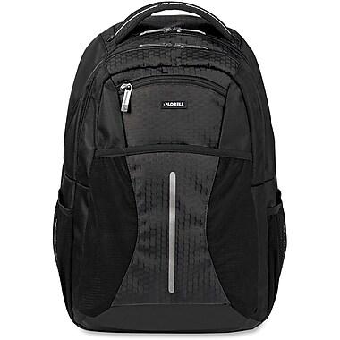 LorellMD – Sac à dos pour ordinateur portatif, 15,6 po