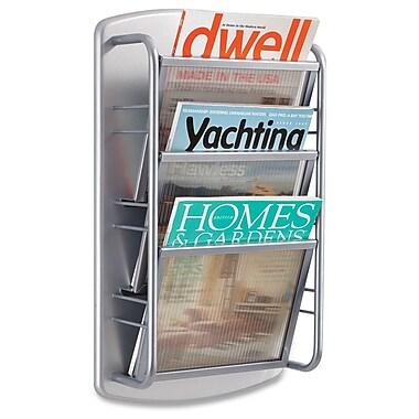 Safco® 3-Pocket Impromptu Magazine Racks