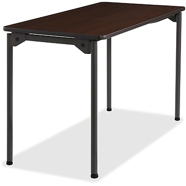 Iceberg Maxx Legroom Series Wood Folding Tables