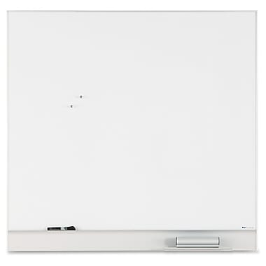 Iceberg Polarity Magnetic Steel Dry Erase Board, 46