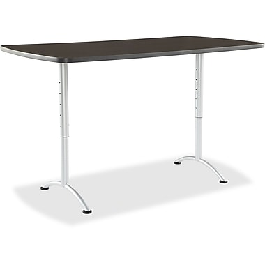 Iceberg Adjustable Height Rectangular Tables