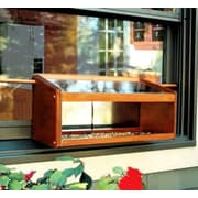 Coveside Conservation Windowsill Feeder with Mirror