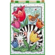 """Tobin DW9514 Multicolor 24"""" x 16"""" Jeweled Banner Kit, Hello Spring"""