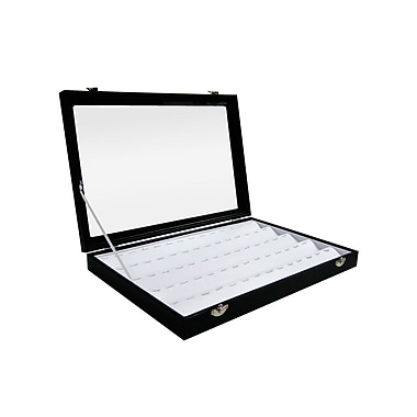 Futech JBOX-P5WL Pendants Tray with Glass Lid, 2