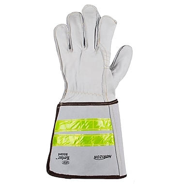 Horizon Cowhide Leather Linesman Glove 6